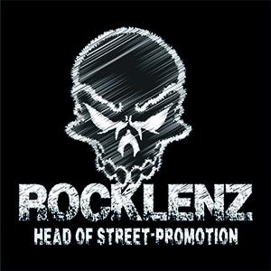 Rocklenz Street Promo Logo